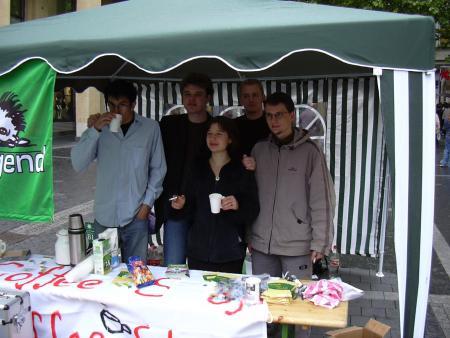 Coffee Shop Gruene Jugend Bonn